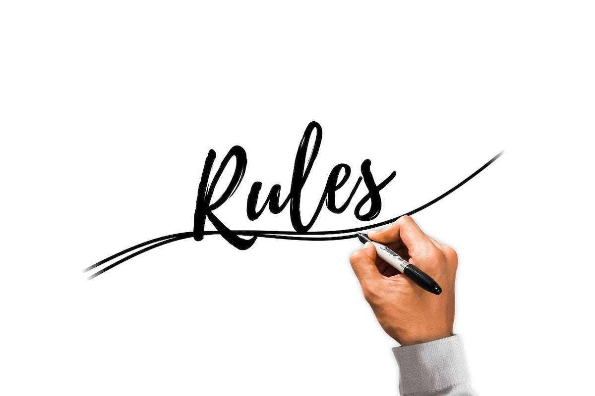 Blog Post: Breaking the rules